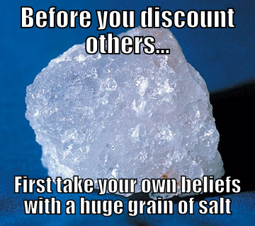 Grain of Salt
