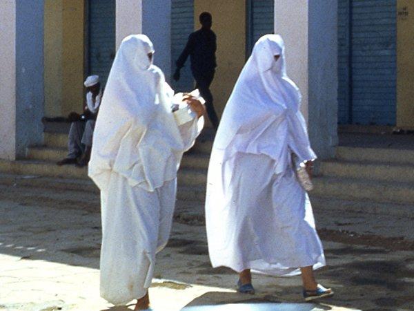 muslim wives