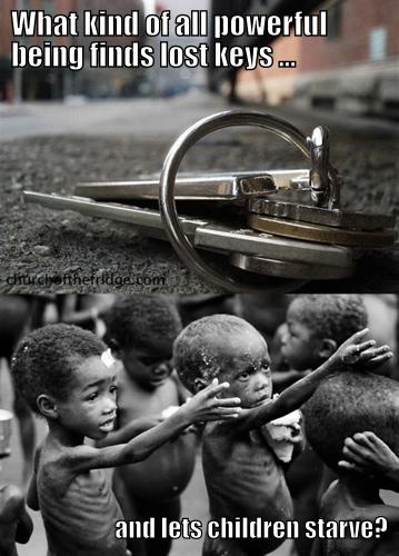 starving keys