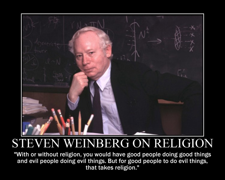 steven_weinberg_on_religion_by_fiskefyren-d66ilc8